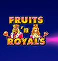 Fruits and Royals игровой автомат в Вулкане