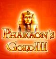 Pharaohs Gold III игровой автомат в Вулкане