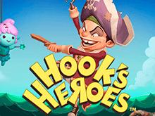 Играть на деньги в Герои Крюка в Вулкане