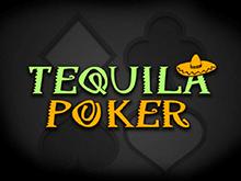 Вулкан Чемпион презентует азартный автомат Tequila Poker