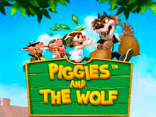 Как играть в игровой слот Поросята И Волк в режиме онлайн