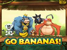 Играть на деньги в Вперед Бананы